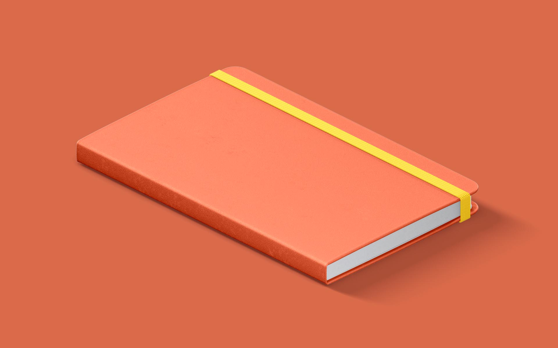 Red Notepad