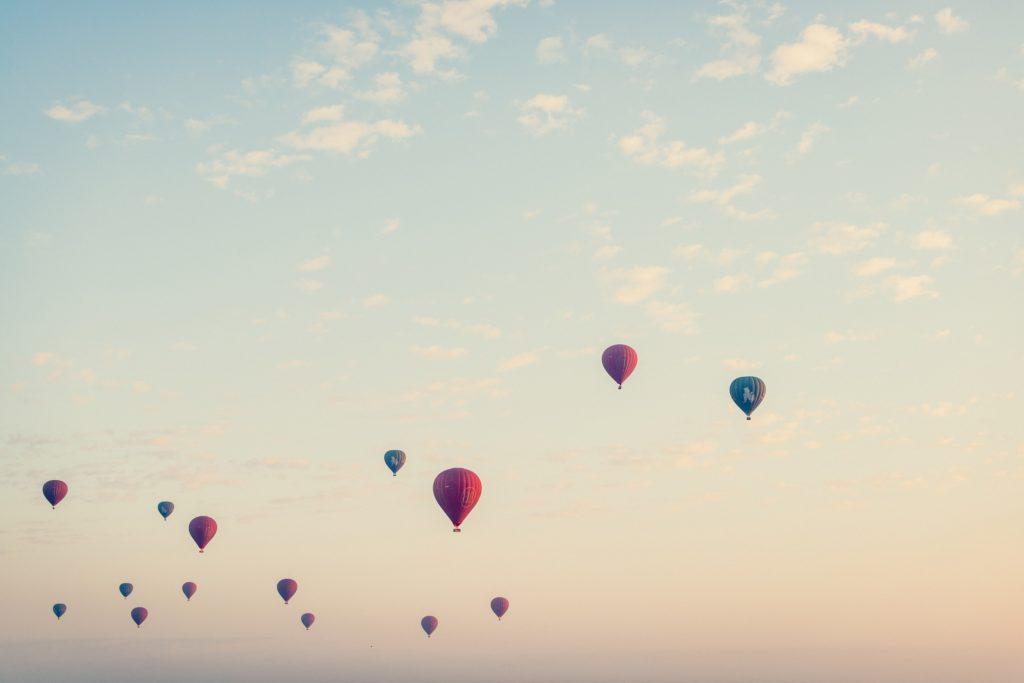 Float like you do.