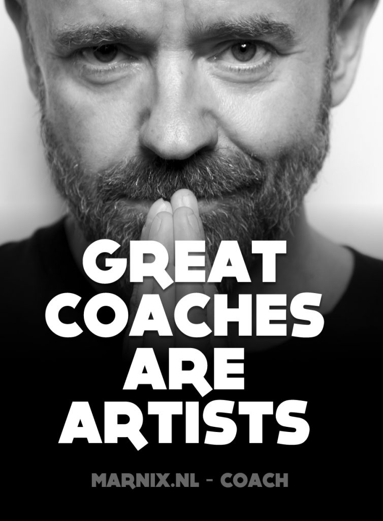 The creativity of coaching.